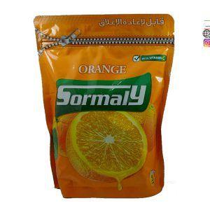 پودر شربت پرتقال سورمالی